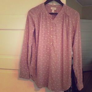 Cute Ann Taylor Loft blouse.